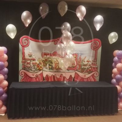 Sinterklaas ballondecoraties 2015 (nov. 2015)